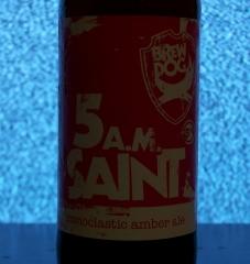 5 A.M. Saint.