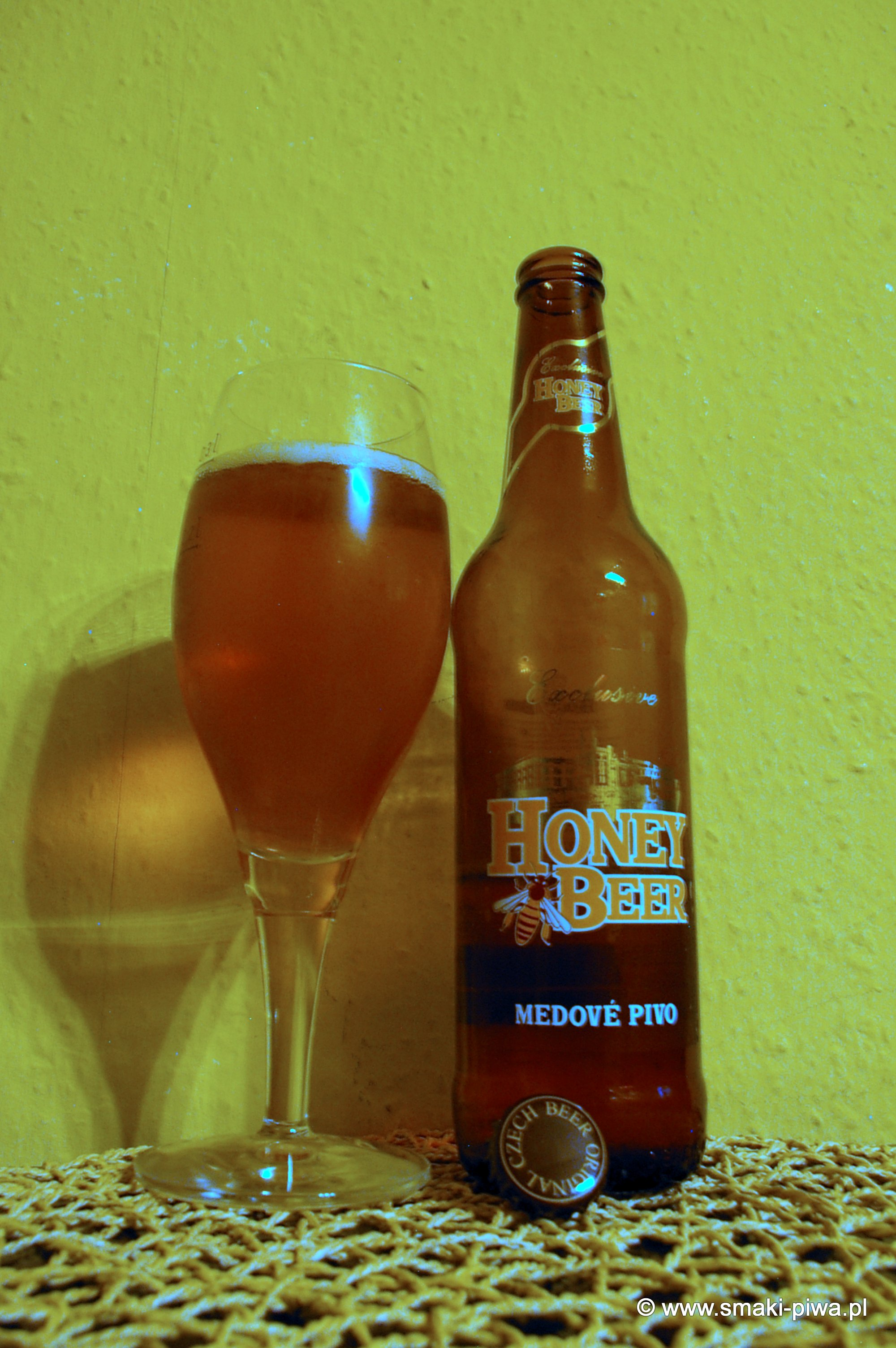 Honey Beer