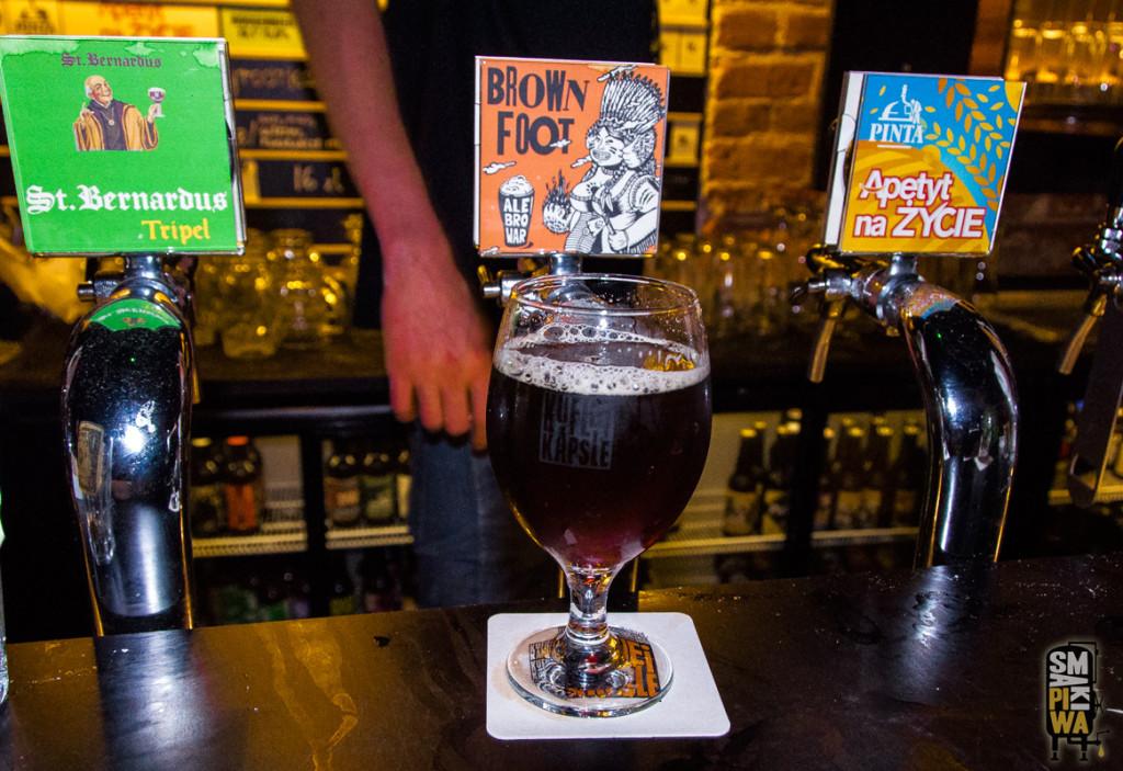 Pierwsze nieżytnie imocno chmielone premierowe piwo
