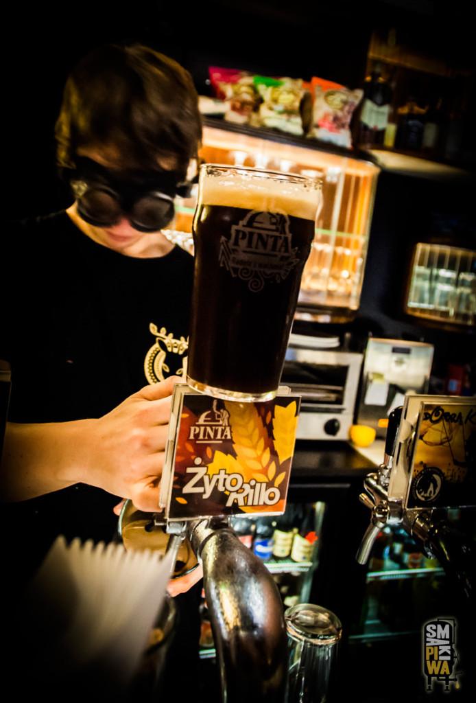 Żytorillo czyli drugie premierowe piwo zBrowaru PINTA