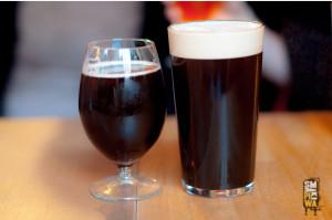 Premierowe piwo wwersji zkranu polewej izpompy poprawej