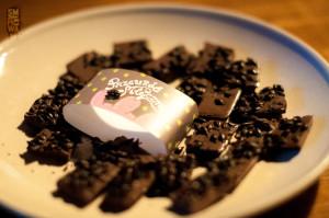 Degustacja czekolad czyli mleczny izarazem delikatnie gorzki odpalonego jęczmienia, Day 2.0