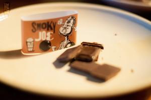 Degustacja czekolad – fanowska wersja czekolady Smoky Joe. Jest MEGA!