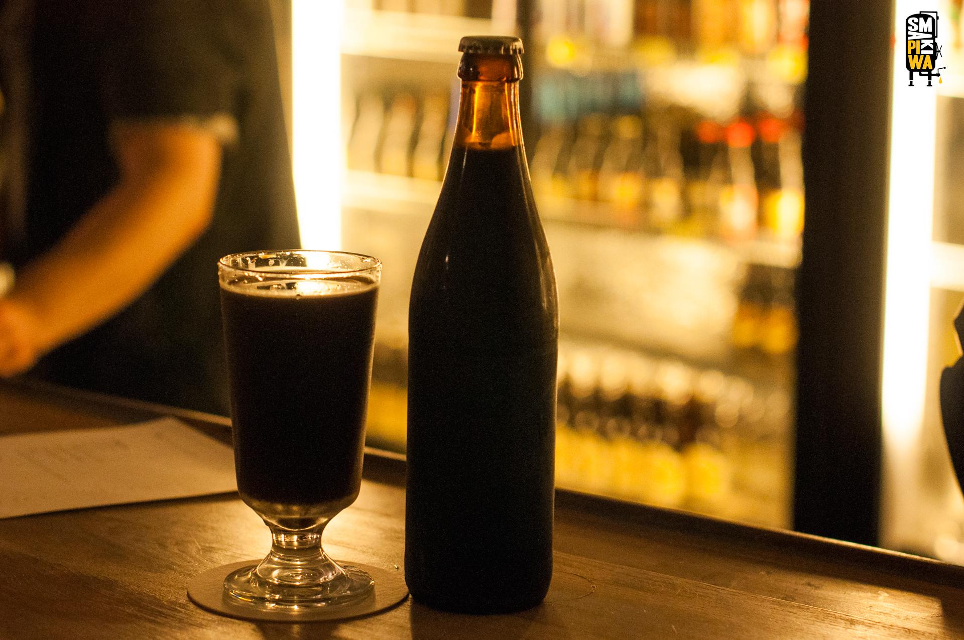 Black Sahti czyli kooperacyjne piwo Browaru Pinta iPracowni Piwa