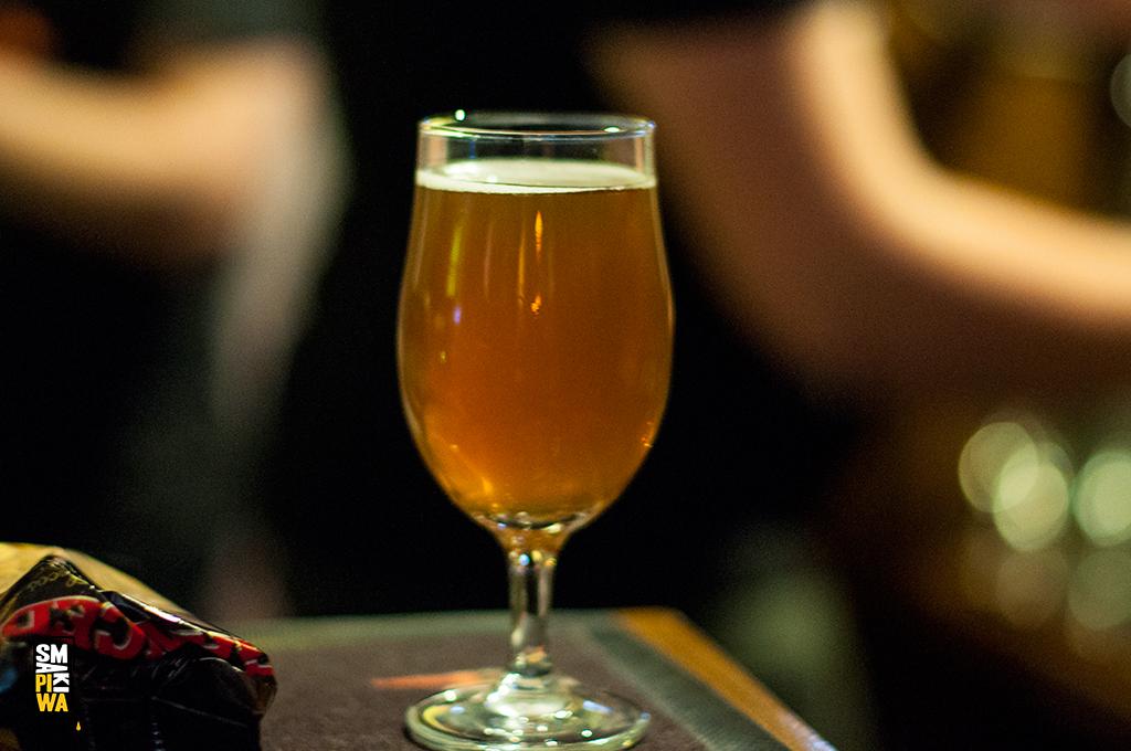 Tak prezentuje się piwo winterpretacji Czesława ponalaniu.