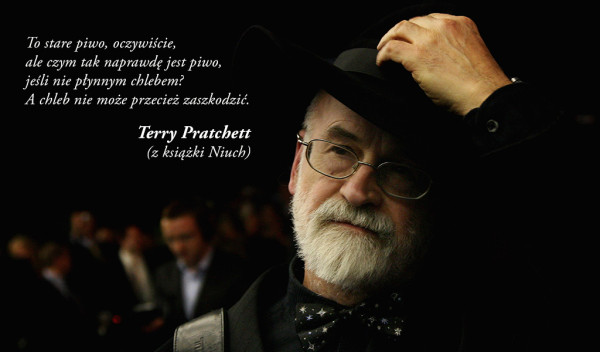 Terry Pratchett, źródło fotki: i100.independent.co.uk