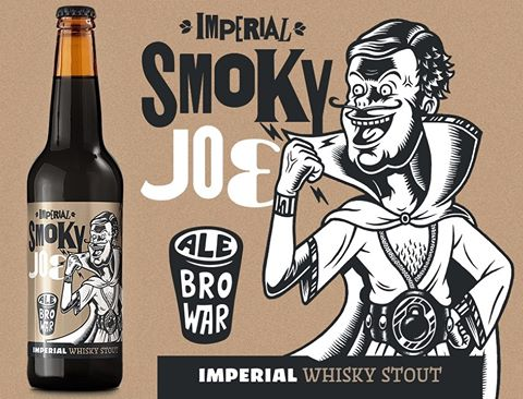 AleBrowar Imperialny Smoky Joe