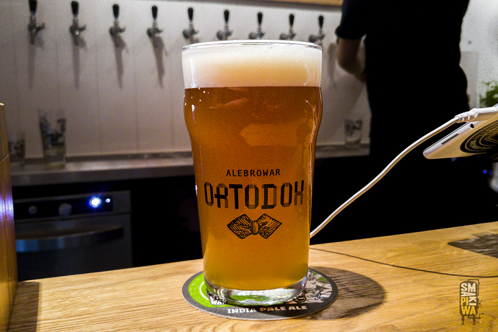 Orodox English Pale Ale