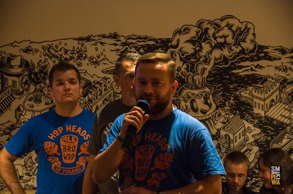 Michał Saks opowiada oplanach AleBrowaru