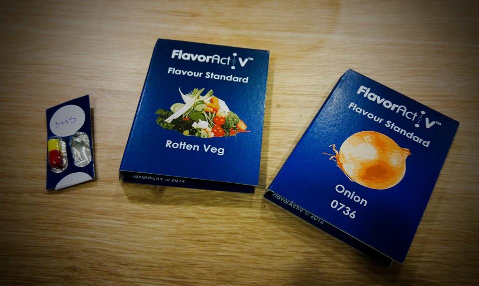 Próbki sensoryczne FlavorActiV