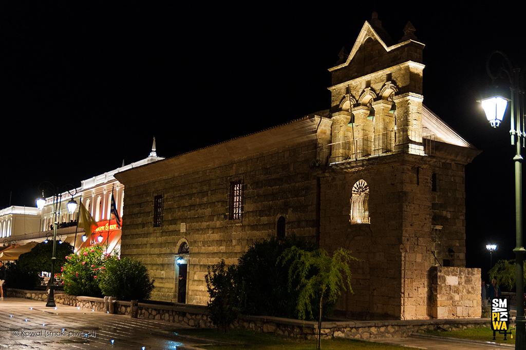 Kościół św.Mikołaja naPlatia Solomu