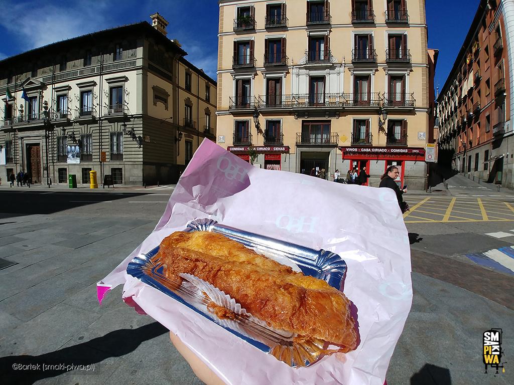 Torrijas chleb moczony wmleku
