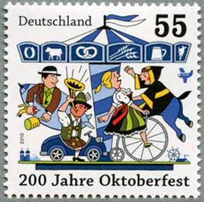200 lat Oktoberfestu. Niemcy, 2010. (źródło: marumatestore.com)